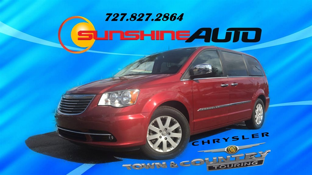 2012 Chrysler Town & Country - 2346   Sunshine Auto   Used Cars For ...